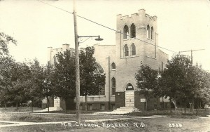 Our church in the 1930's
